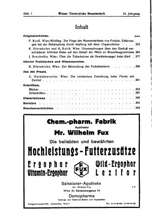 Wiener tier  rztliche Monatsschrift PDF