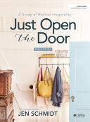 Just Open the Door Bible Study Book