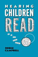 Hearing Children Read PDF