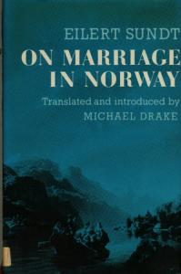 On Marriage in Norway Book