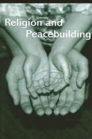 Religion and Peacebuilding PDF