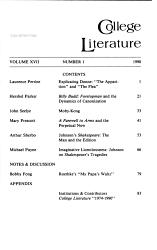College Literature Book PDF
