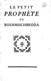 Le petit prophéte de Boehmischbroda