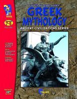 Greek Mythology  Tales of the Gods Gr  7 8 PDF
