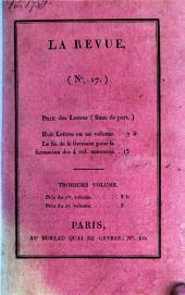 La revue: 1818/19