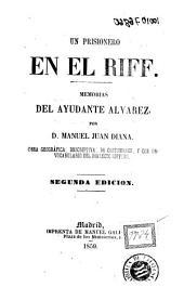 Un Prisionero en el Riff: memorias del ayudante Alvarez