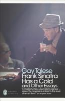 Frank Sinatra Has a Cold PDF