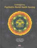 Contemporary Psychiatric mental Health Nursing PDF