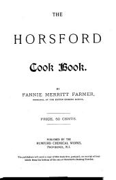The Horsford Cook Book