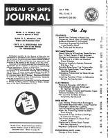 Bureau of Ships Journal PDF