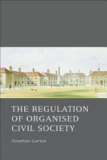 The Regulation of Organised Civil Society