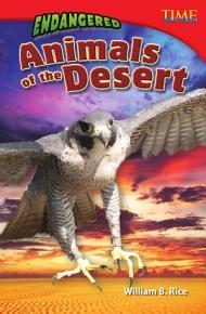 Endangered Animals of the Desert 6 Pack PDF