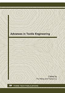 Advances in Textile Engineering