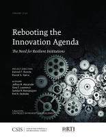 Rebooting the Innovation Agenda PDF