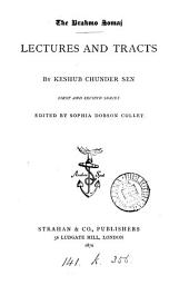Lectures and Tracts: First and second series