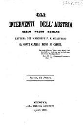 Gli interventi dell' Austria nello stato romano