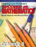 Helping Low Achievers Succeed at Mathematics PDF