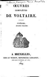 Oeuvres complétes de Voltaire: Vie de Voltaire, Volume4