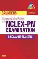 Saunders Comprehensive Review for the NCLEX PN   Examination   E Book PDF