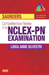 Saunders Comprehensive Review for the NCLEX PN   Examination   E Book Book