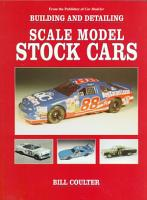 Building and Detailing Scale Model Stock Cars PDF