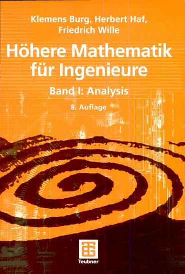 H  here Mathematik f  r Ingenieure 1 PDF