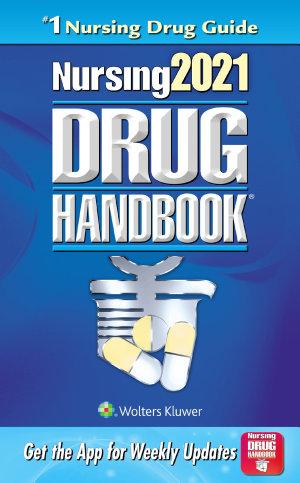 Nursing2021 Drug Handbook