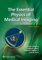 The Essential Physics of Medical Imaging PDF