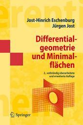Differentialgeometrie und Minimalflächen: Ausgabe 2
