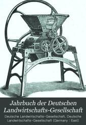 Jahrbuch der Deutschen Landwirtschafts-Gesellschaft: Band 5