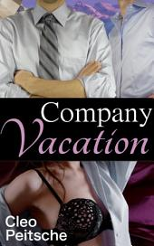 Company Vacation (Gang bang, multiple partner, BDSM, office, outdoor)