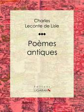 Poèmes antiques