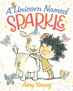 A Unicorn Named Sparkle Book