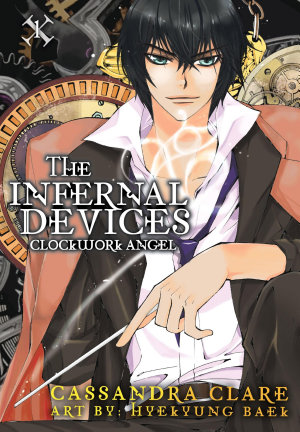 Clockwork Angel  The Mortal Instruments Prequel