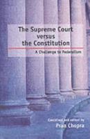 The Supreme Court Versus the Constitution PDF