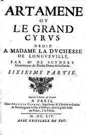 Artamène ou le Grand Cyrus: Volume6