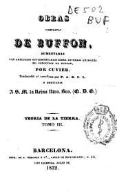 Obras completas de Buffon: aumentadas con artículos suplementarios sobre diversos animales no conocidos de Buffon por Cuvier ; traducidas al castellano por P. A. B. C. L., Volumen 3