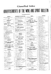 The Wine and Spirit Bulletin: Volume 19