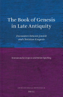 The Book of Genesis in Late Antiquity PDF