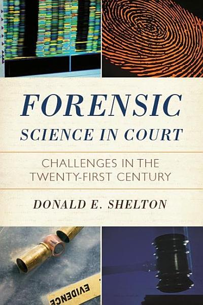 Download Forensic Science in Court Book