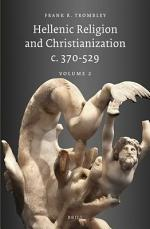 Hellenic Religion and Christianization