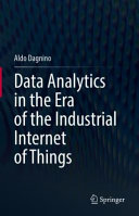 Data Analytics in the Era of the Industrial Internet of Things PDF