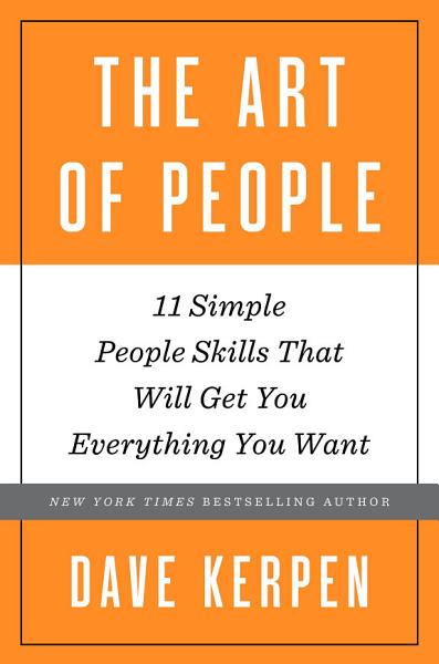 Download The Art of People Book