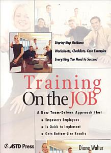Training on the Job Book