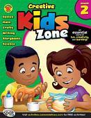 Creative Kids Zone Grade 2