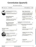 CovertAction Quarterly PDF