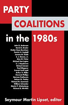 Party Coalitions in the 1980s PDF