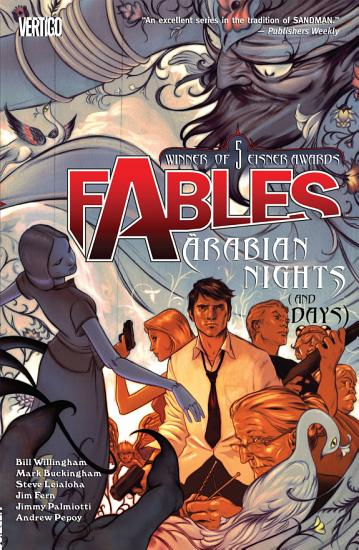 Fables Vol  7  Arabian Nights  and Days  PDF