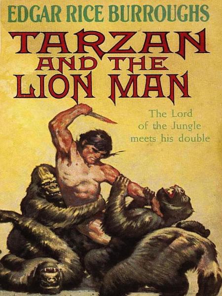 Tarzan and the Lion Man Pdf Book