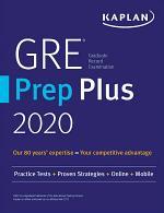 GRE Prep Plus 2020